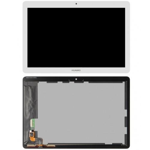 HUAWEI MEDIAPAD T3 10 T3-10 AGS-L09 AGS-W09 Dotyk+LCD Biały