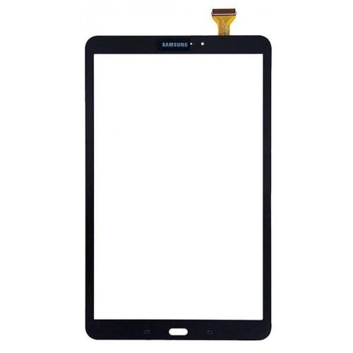 Galaxy Tab A 10.1 T580 T585 Dotyk Digitizer Czarny